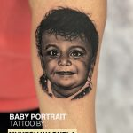 Portrait Tattoo by Mukesh Waghela Best Tattoo Artist in Goa at Moksha Tattoo Studio Goa India.